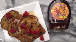 Pumpkin Cinnamon-Sugar French Toast