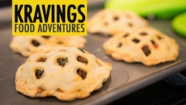 Mexican Inspired Meat Pies - 12 Days Of Christmas