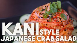 Kani Japanese Crab Salad