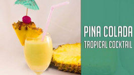 Piña Colada - Tropical Cocktail