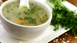 Garlic Vegetable Soup (Healthy Heart)