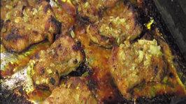 Korean BBQ Chicken Lettuce Wraps (Dak Gogi)