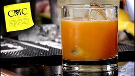 Easy Rum Drink-Bamboo Screwdriver / Rum Drinks
