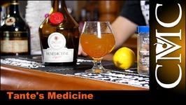 Tante's Medicine, Christmas Cocktails