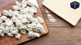 Spinach Ricotta Gnocchi Recipe -  4K