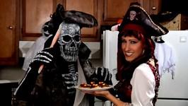 Treasure Cookies - Happy Halloween