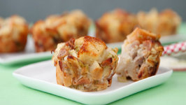 Apple Sausage Stuffing Bites - Easy Thanksgiving Sides
