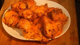 Bacon Cheddar Chicken Wings