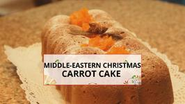 How to International Christmas Cooking Carrot Cake