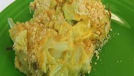 Betty's Sharp Cheese Cabbage Casserole - St. Patrick's Day