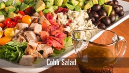 90 Second Cobb Salad