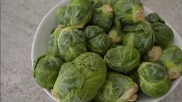 How To Cook Orange Zest Brussel Sprouts