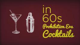 Prohibition era cocktails in 60 seconds: Negroni