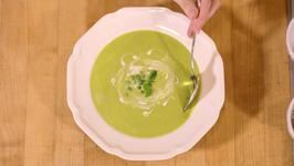 Not Your Grandmother's Split Pea Soup