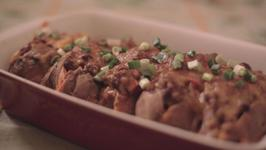 Slow Cooker Chili-Stuffed Sweet Potatoes