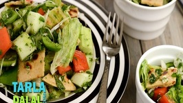 Fattoush ( Lebanese Salad )