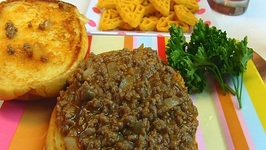 Betty's Super Sloppy Joes