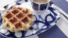 Belgian Liege Waffle Recipe