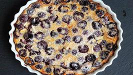 Dessert - Cherry Clafoutis