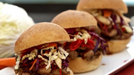 Asian Inspired Pork Tenderloin Sliders