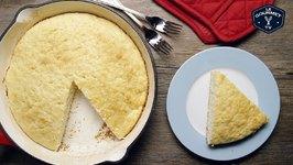 Buttermilk Skillet Cake Recipe -  4K