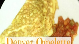 How To Cook A Denver Omelet  A Cooking VIDEO by The Creative Lady