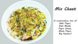 Mix Chaat - Chaats