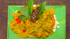 Vegan Thai Yellow Curry