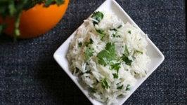 Chipotle'S Mexican Grill Cilantro Lime Basmati  Rice