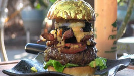The Glamburger World's Most Expensive Burger Copycat