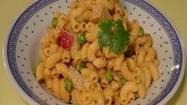 Spicy Macaroni Salad