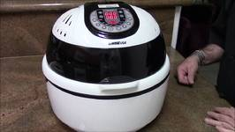 EZ Cooking My Gowise 10.5 Quart Turbo Airfryer Review