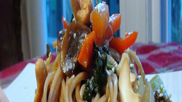 Vegetable Lo Mein Take Out Classics