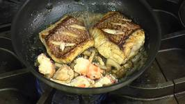 Chef Victor Bock - Cuban Red Snapper With Dessert Specialties
