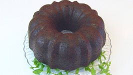 Betty's Double Chocolate Bundt Cake