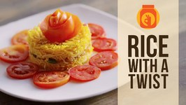 Rice with a Twist - Pineapple Flavoured Rice