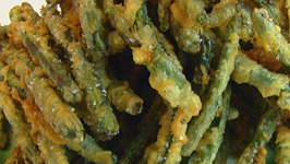Betty's Green Bean Fries - Super Bowl