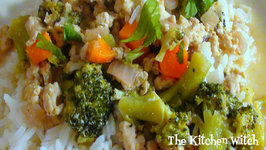 Easy Ground Turkey Curry  Ground Turkey Curry and Rice
