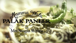 Mamma Wala Palak Paneer  Mother's Day Special