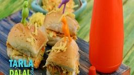 Quick Coleslaw Sandwich