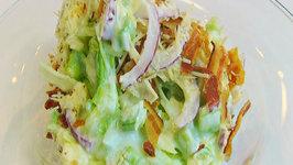 Betty's Overnight Lettuce Salad