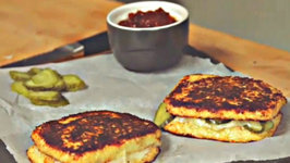 Carb Free Cheese Toastie