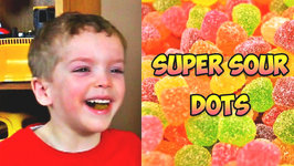 Tootsie Super Sour Dots - Kids Candy Review