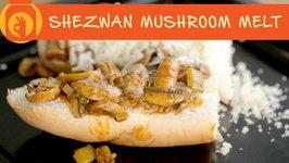 DIY - Schezwan Mushroom Melt