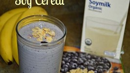 Cereal Soy Good Smoothie