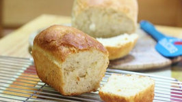 Homemade Butter Bread Loaf without Oven - No oven Butter Bread Loaf