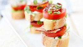 BLT Bites - Plan, Prep, Party Collaboration