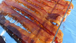 Maple Bacon - Easy Hickory Smoked Candied Bacon Recipe