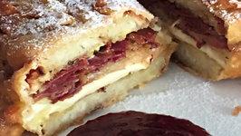 Monte Cristo Reuben Sandwich Italian Style