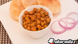 Chana/ Chole masala - Indian Garbanzo Beans/ Chickpea Curry